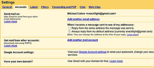 Gmail info
